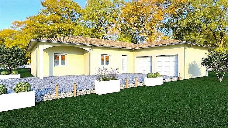 Maison moderne de 130 m²