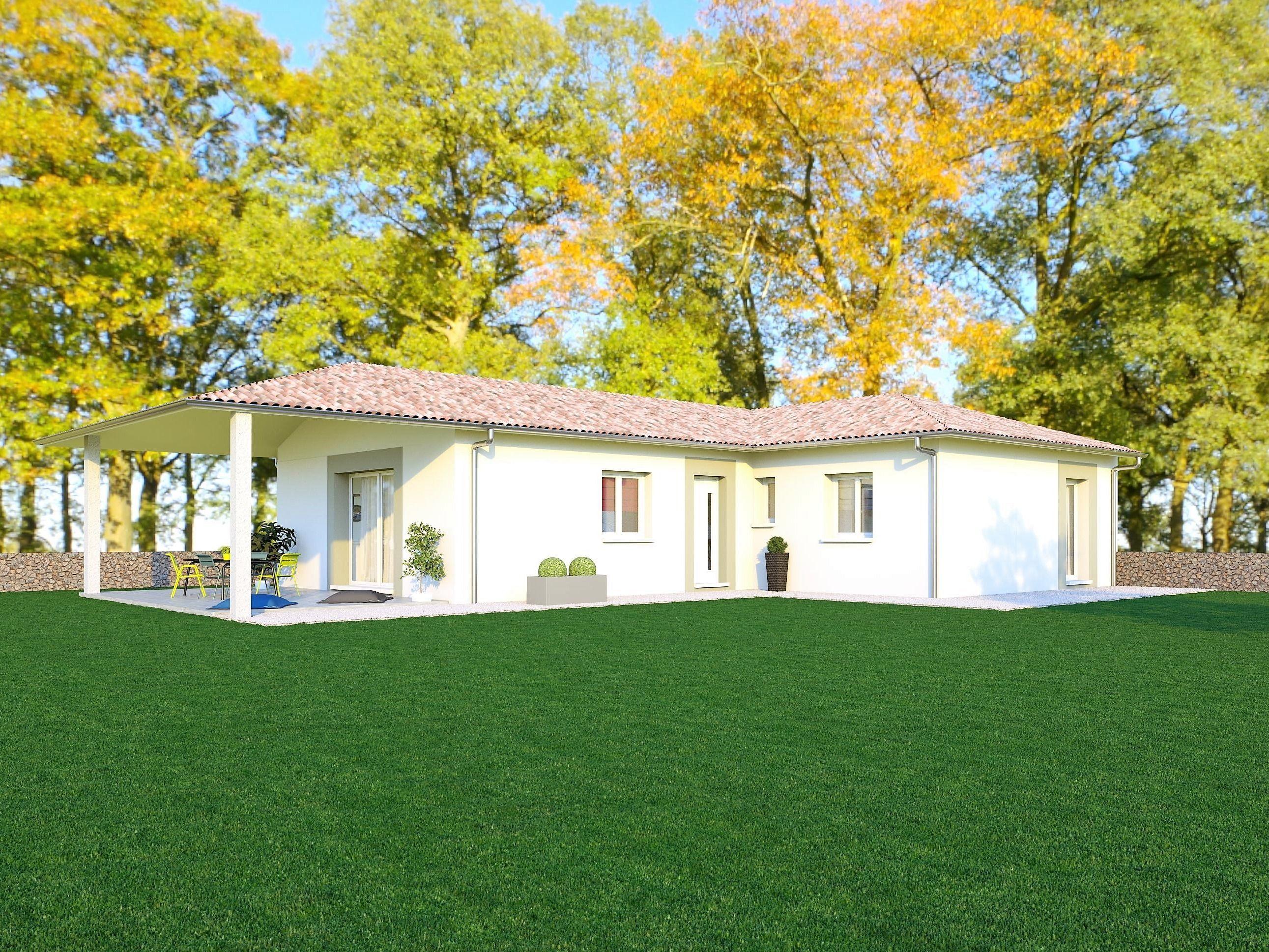 Maison traditionnelle 115 m²